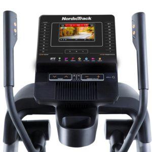 Адаптивный эллиптический тренажер NordicTrack FreeStride Trainer FS7i